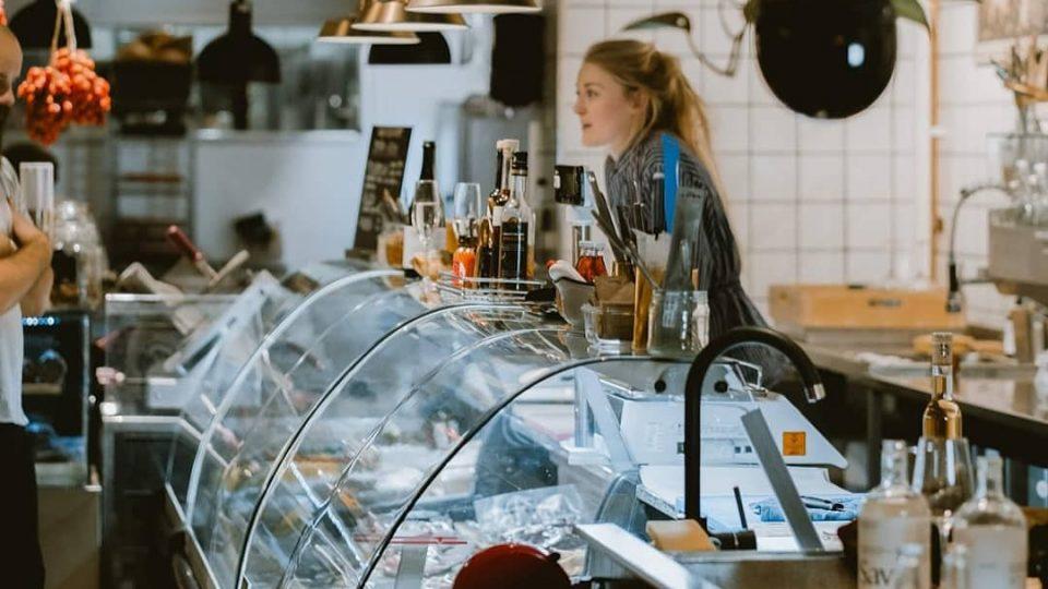 Digitala medier en livlina för cityrestauranger