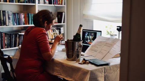 Camilla Wahlman: Kriser kan förenkla steget ur ekorrhjulet