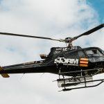 UF-elever tävlar om studentfirande i helikopter med MerDigital.se